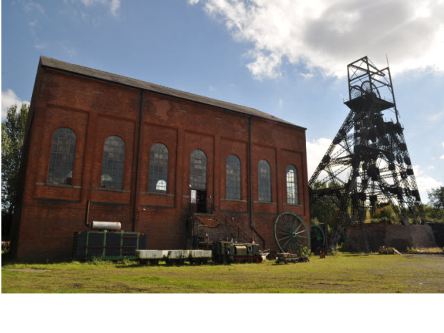 Astley Green Museum Winding Tower