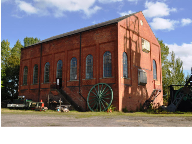 Astley Green Mining Museum Engine House