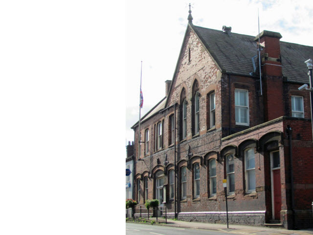 Ashton-in-Makerfield Town Hall