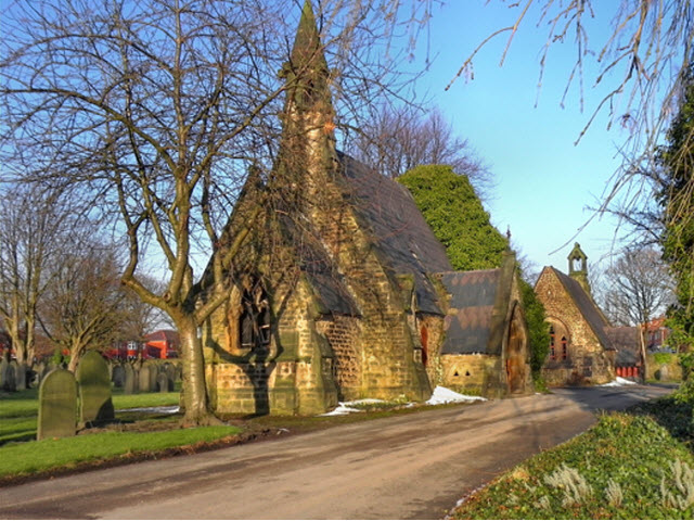 Atherton Cemetery Chapels
