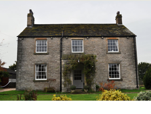 Gathurst Fold Farmhouse