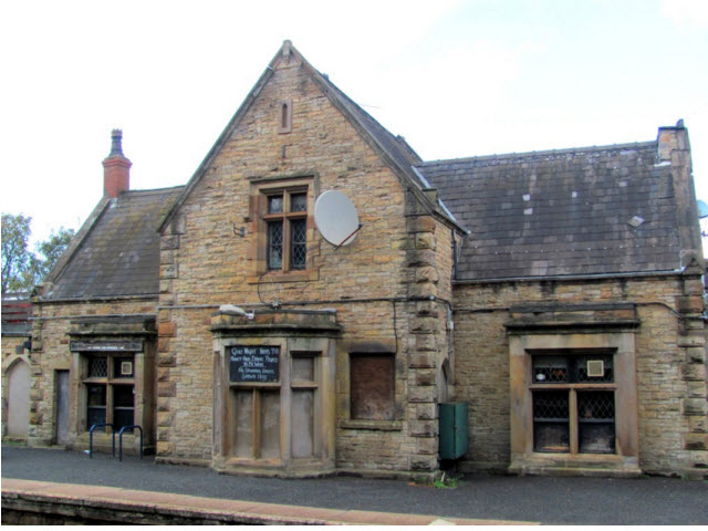 Gathurst Station House