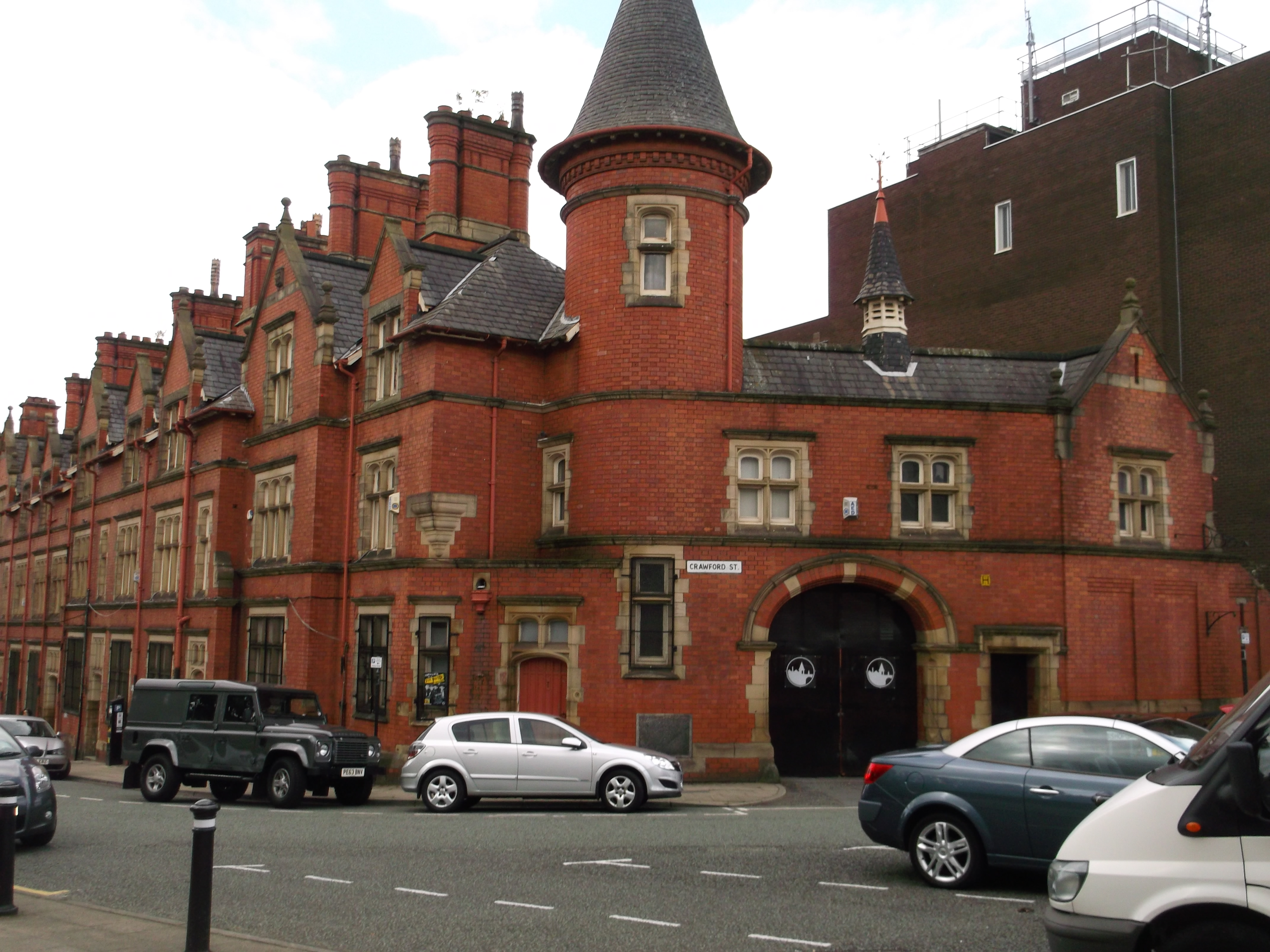 Gerrard Winstanley House(former Magistrates Court & Police Stati