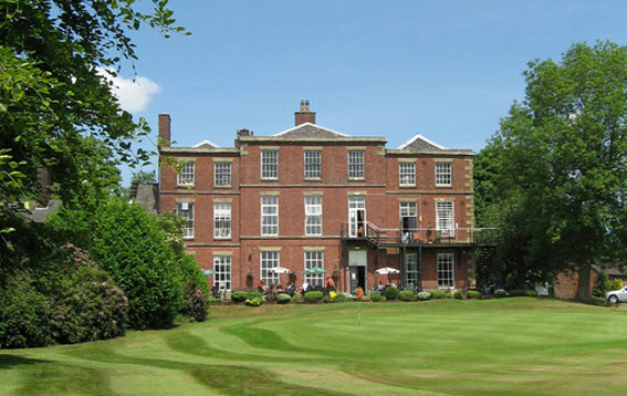 Hindley Hall (Golf Clubhouse)