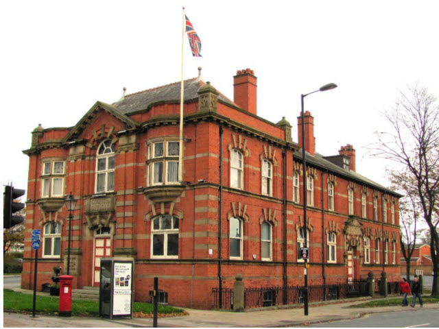 Old Hindley Urban District Offices