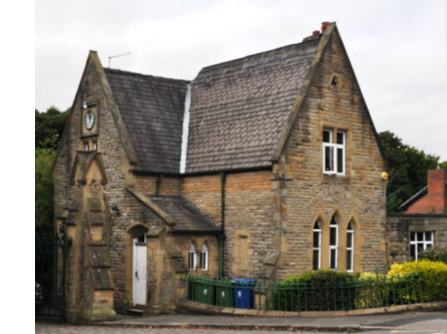 Ince Cemetery Lodge