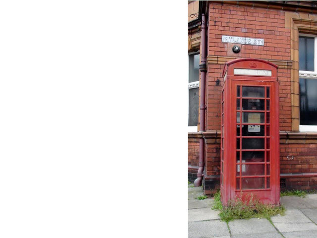 Telephone Kiosk Type K6