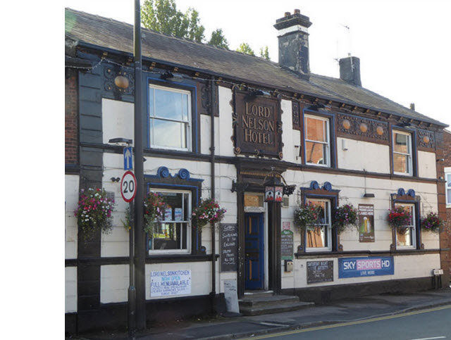 The Lord Nelson Public House