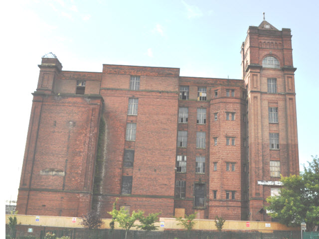 Mather Lane Mill No2