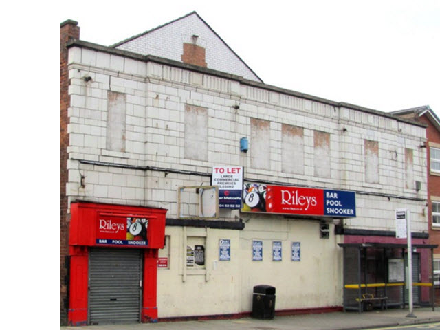 Old Savoy Cinema