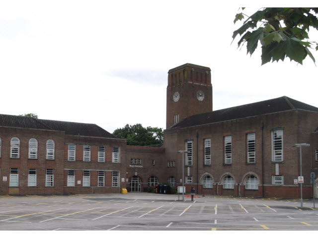 Mesnes Building of Wigan College (originally Wigan Grammar Sc