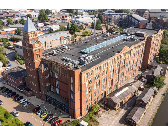 Trencherfield Mill