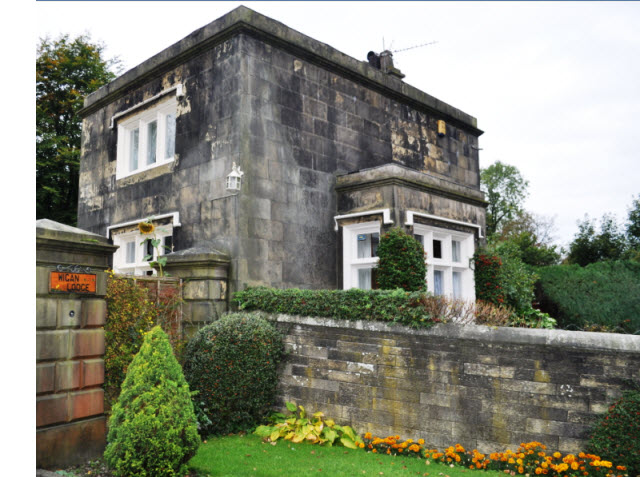 Wigan Lodge to Winstanley Hall