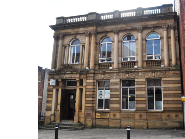 Former Wigan Savings Bank