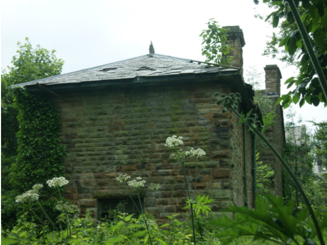 Cottage N of Winstanley Hall