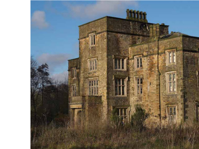 Winstanley Hall