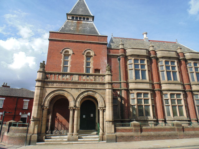 Hindley Library and Museum